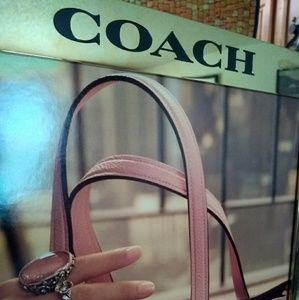 Other - Coach Gold Store Display Sign Mirror Holders (5)